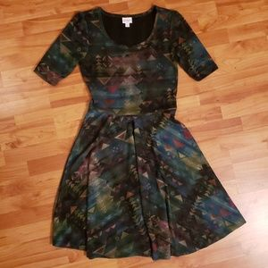 Lularoe Dress Large